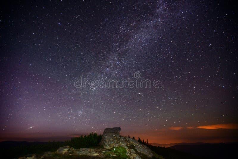 Astrophopo profundo del cielo fotografía de archivo libre de regalías