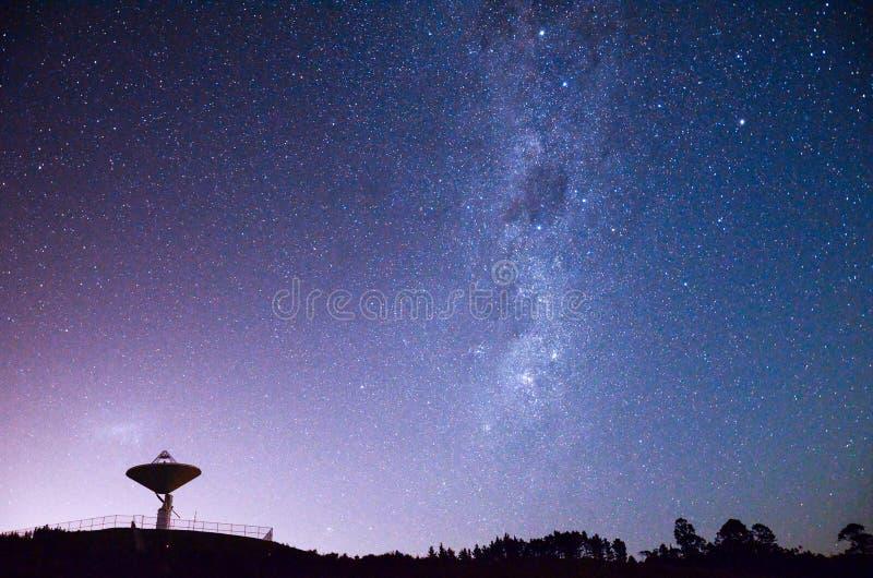 Astrophotography à Auckland, Nouvelle-Zélande photos stock