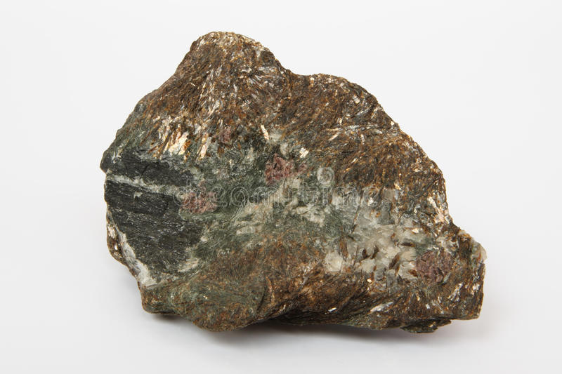Astrophyllite stock photography