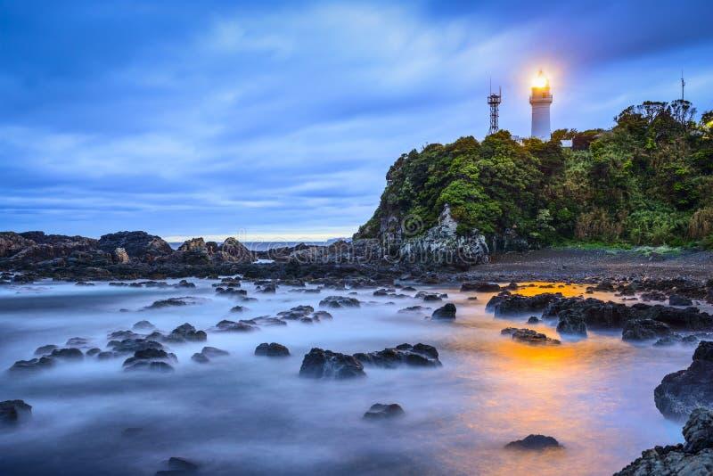 Astuce du sud d'île de Honshu, Japon photographie stock libre de droits