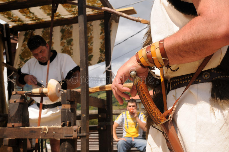 Download Astur-Roman Festival CARABANZO Editorial Photography - Image: 23000457