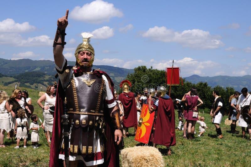 Download Astur-Roman Festival CARABANZO Editorial Photo - Image: 23076431