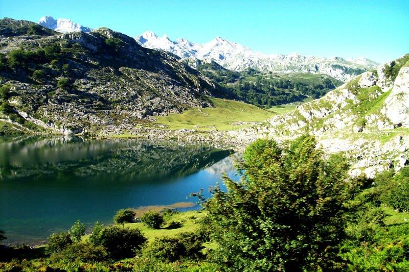 asturias obrazy stock