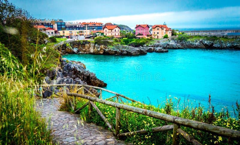 Asturias España fotografia royalty free