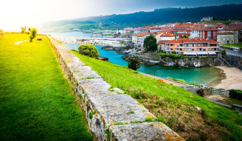 Asturias España obrazy stock