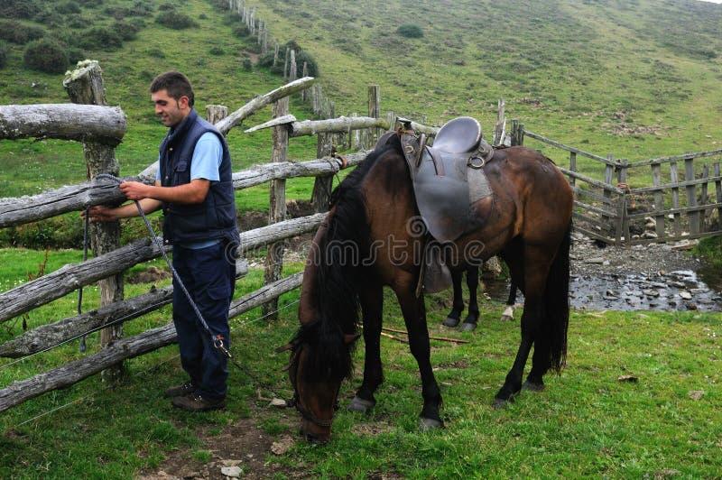 Asturias - España imágenes de archivo libres de regalías