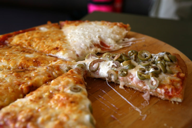 Download Asty fresh hot pizza stock photo. Image of junk, dinner - 5755162