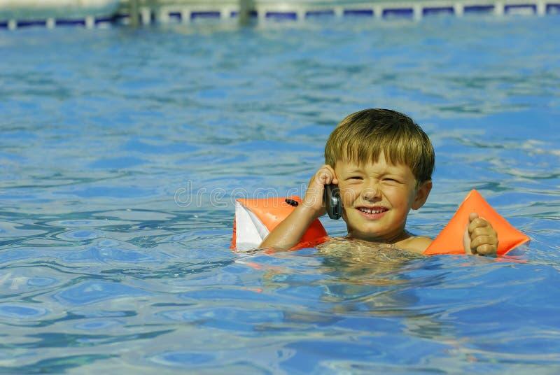 Asunto 3 de la piscina fotos de archivo libres de regalías