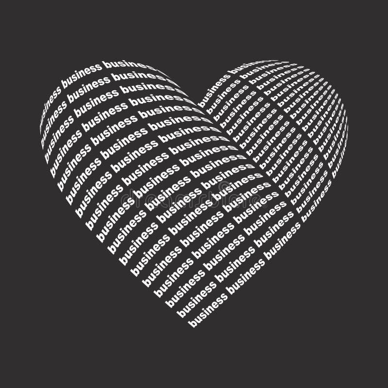 Asunto heart2 stock de ilustración