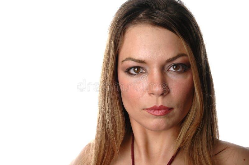 Asunto woman-7 imagen de archivo