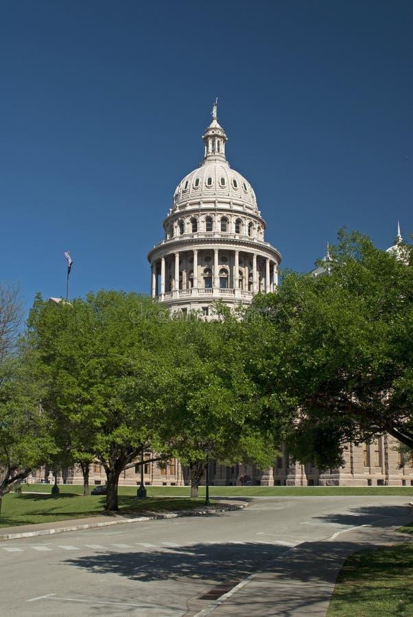 asutin capitol Texas zdjęcia royalty free