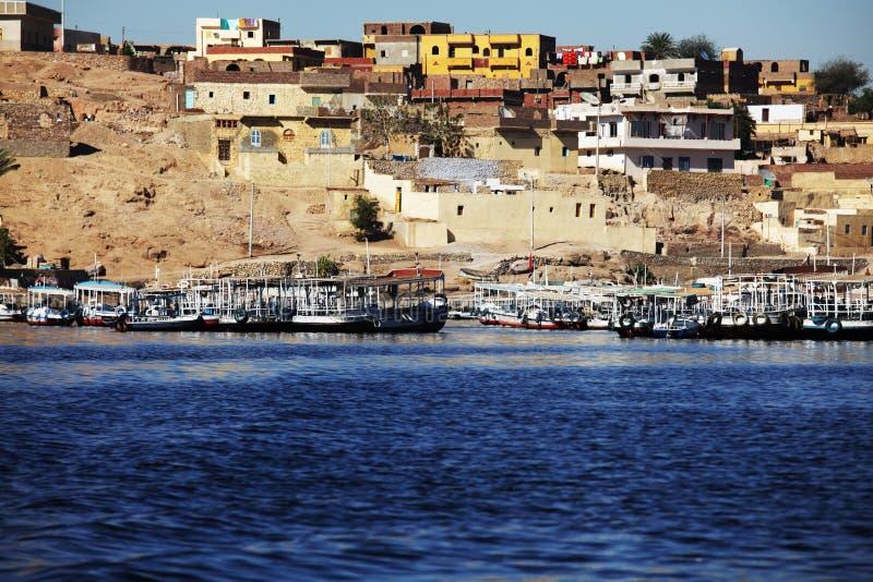 Aswan photographie stock