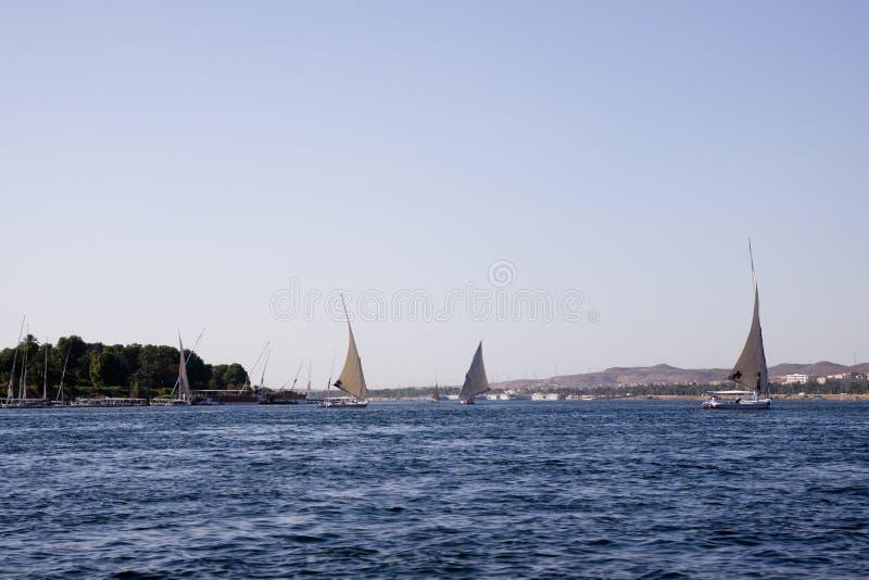 Download Aswan stock photo. Image of desert, ship, luxor, carved - 15563222