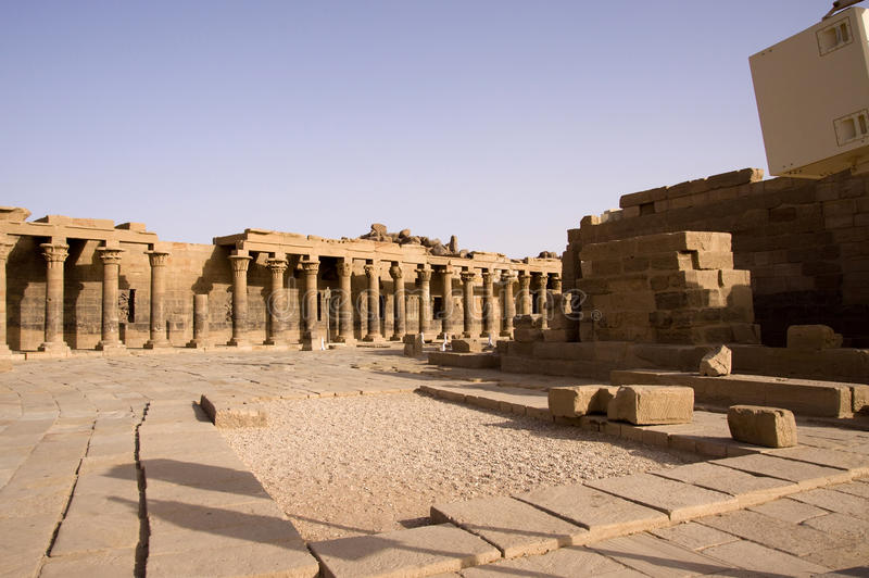 Aswan images libres de droits
