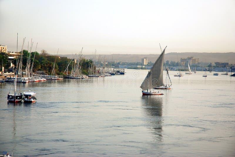 aswan стоковая фотография rf