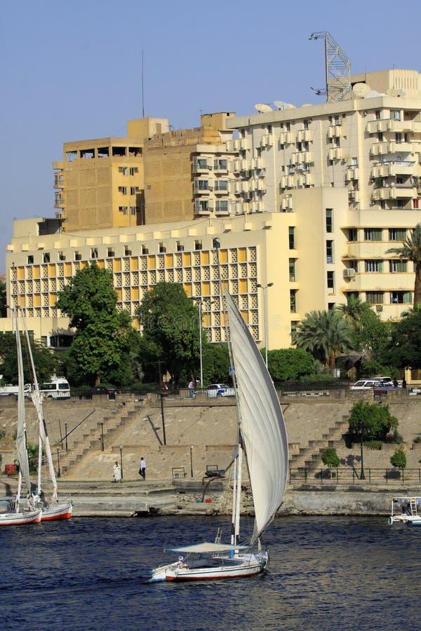 Aswan Egypte image libre de droits