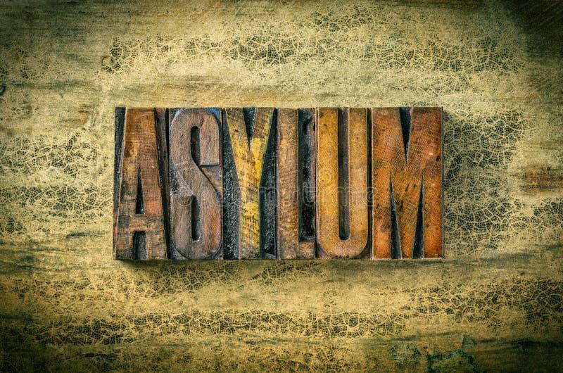 asyl stockbilder