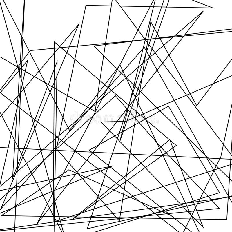 asymmetrical texture with random chaotic lines  abstract geometric pattern  abstract web  a