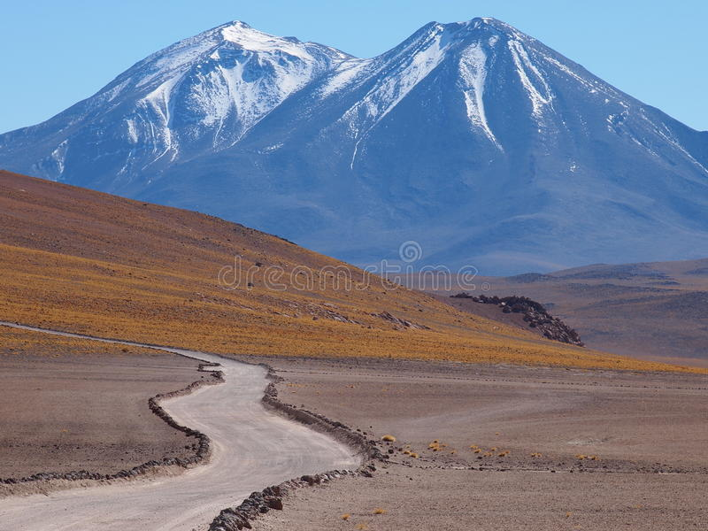 Atacama royalty-vrije stock foto's