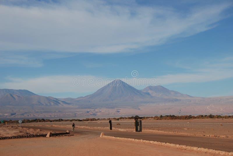 Atacama desert stock photography