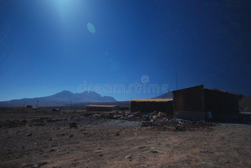 Atacama desert royalty free stock image