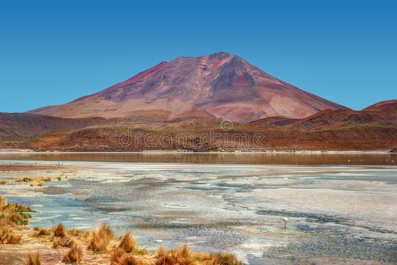 Atacama Desert Bolivia royalty free stock images