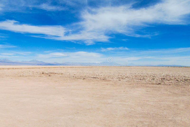 Atacama desert Valle de la Luna stock photos