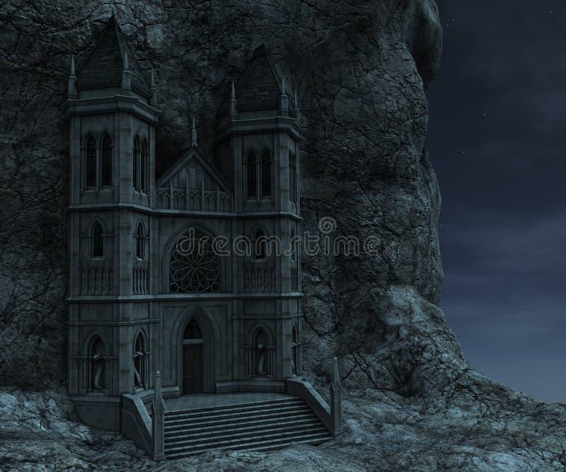 Atalaya stock de ilustración