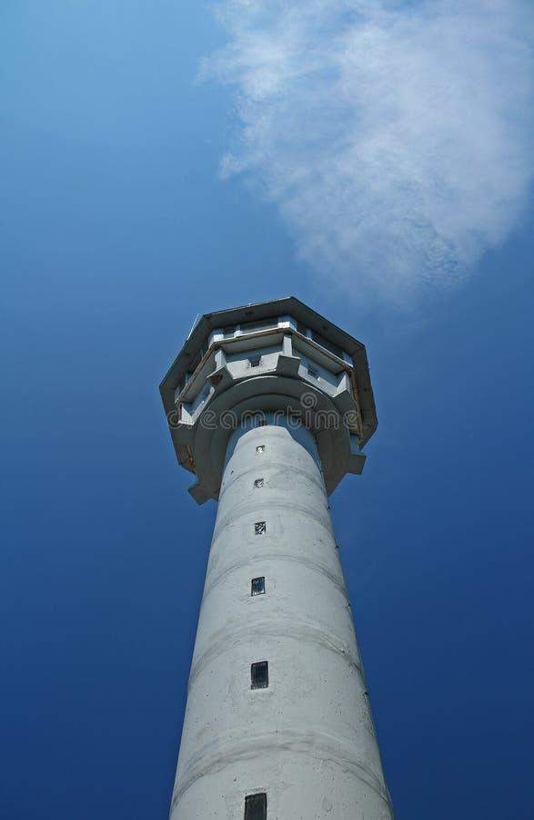 Atalaya de RDA anterior como monumento imagen de archivo
