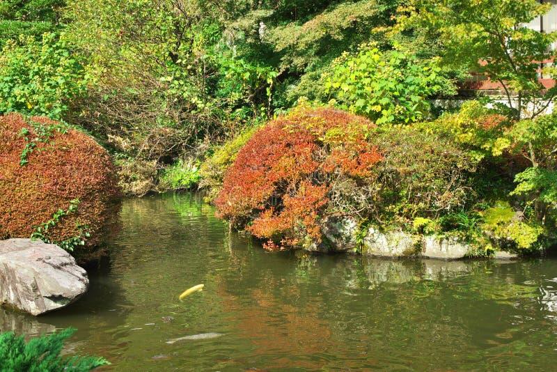 Atami Baien park obrazy stock