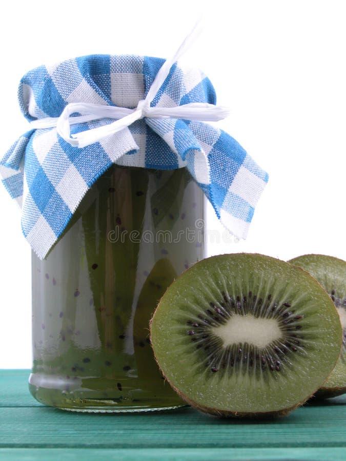 Atasco del kiwi imagenes de archivo