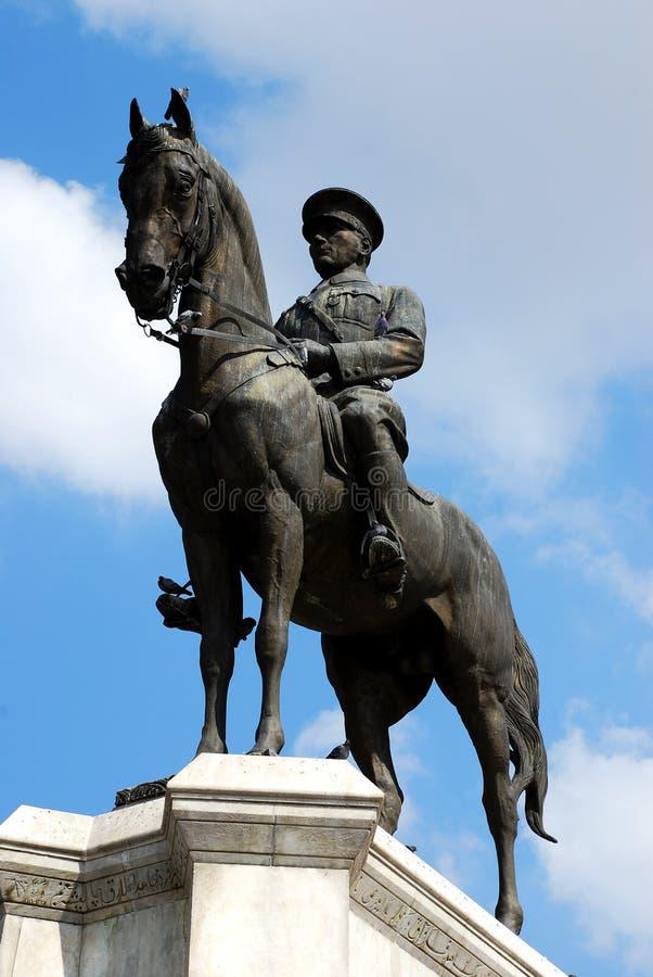 Ataturk的纪念碑 库存图片