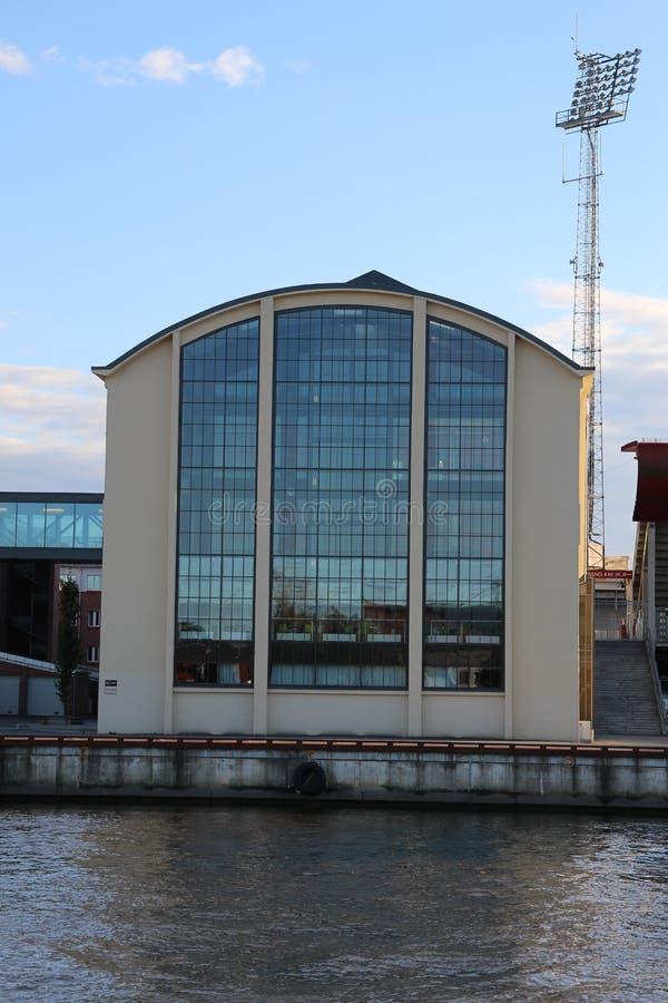 Atelier dans Fredrikstad photos libres de droits
