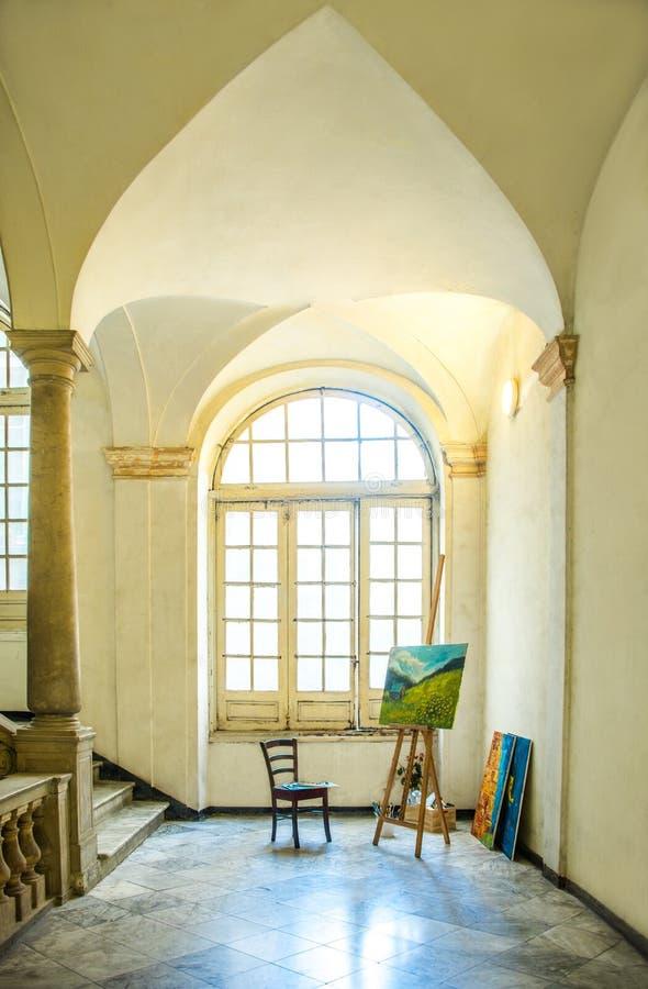 Atelier der Künstler