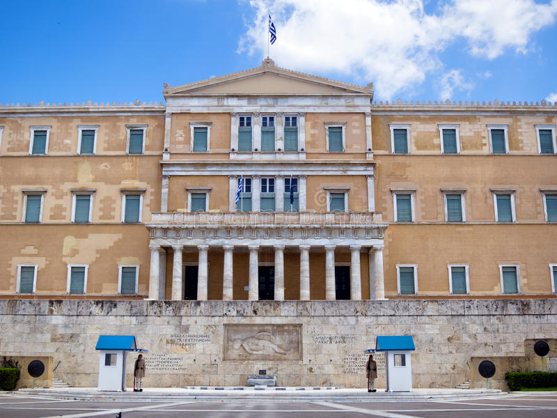 Atenas, Grécia imagem de stock