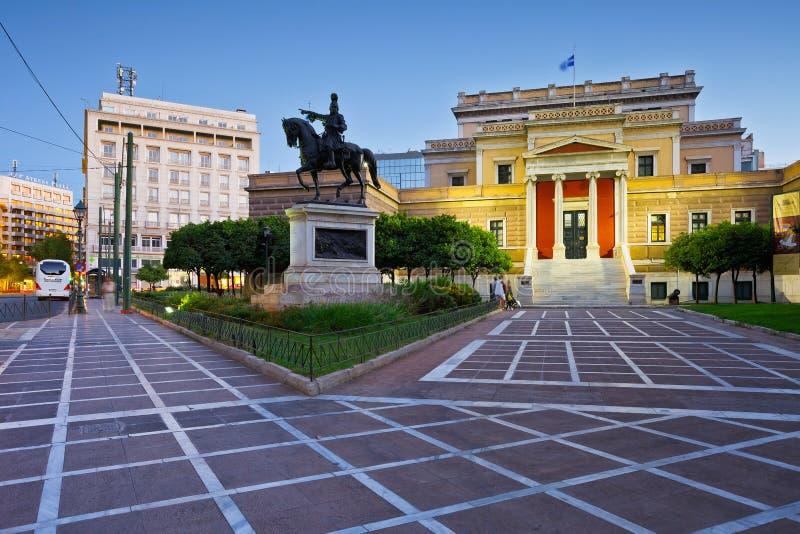 Atenas, Grécia imagens de stock royalty free