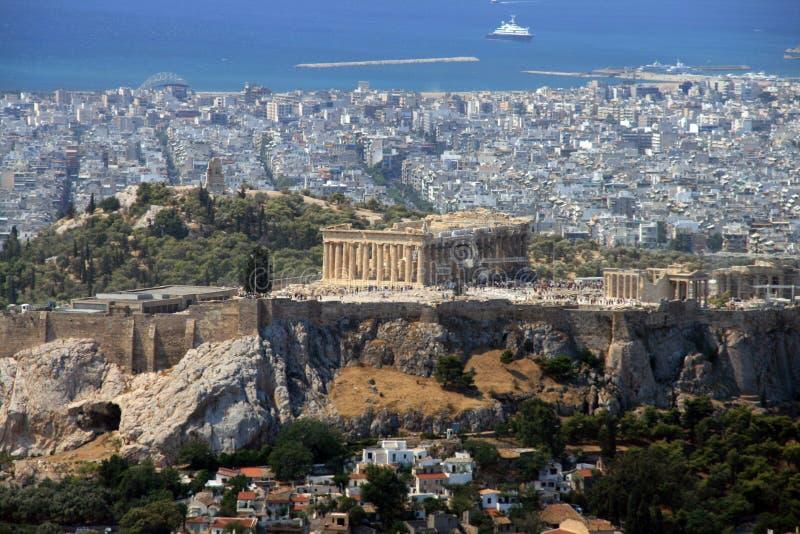 Atenas, Greece imagem de stock