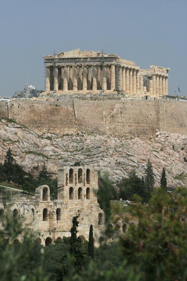 Atenas, Greece fotos de stock royalty free