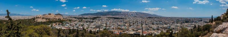 Atenas mim imagem de stock