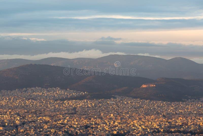Atenas foto de stock royalty free