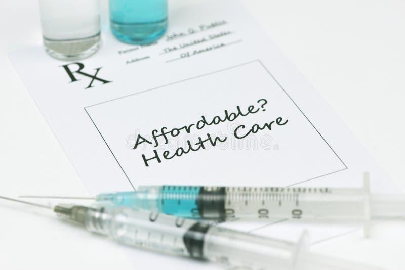 Atención sanitaria asequible fotos de archivo libres de regalías