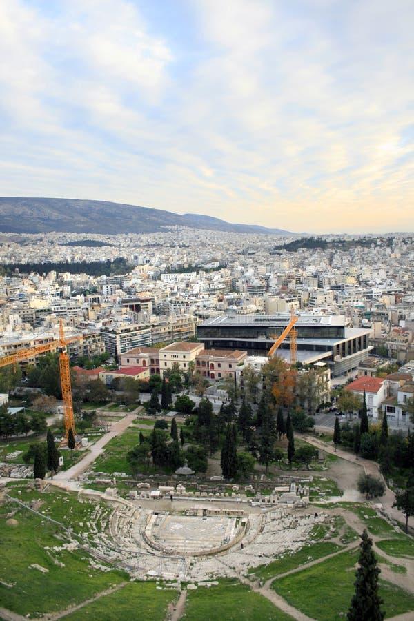 Download Atene, Grecia - Museo Dell'acropoli Fotografia Stock - Immagine di festa, città: 3891598
