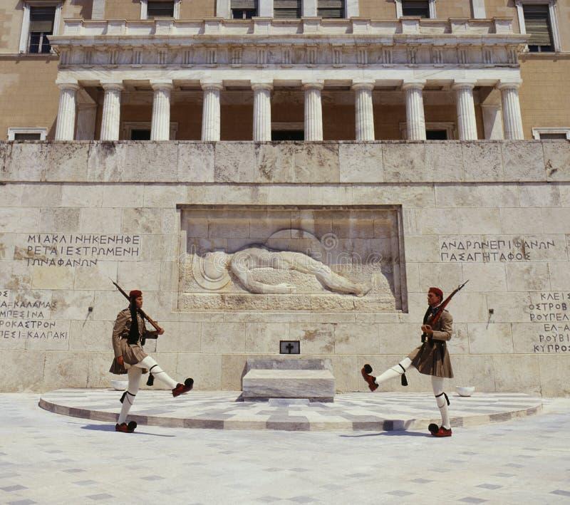 Atene - la Grecia fotografia stock libera da diritti