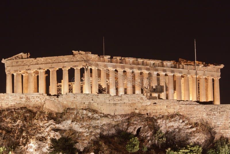 Ateny Akropol zdjęcie stock
