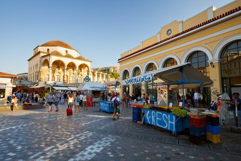 Download Ateny, Grecja zdjęcie editorial. Obraz złożonej z dziedzictwo - 57652516