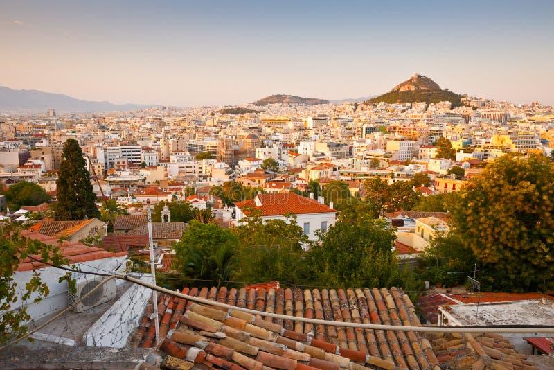 Download Ateny, Grecja zdjęcie stock. Obraz złożonej z grecja - 57652890