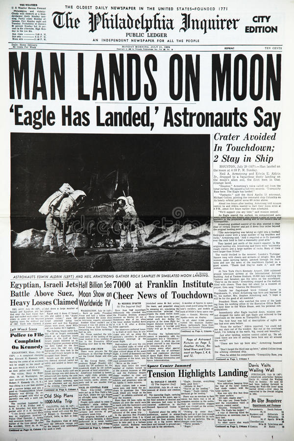 Aterragem de lua
