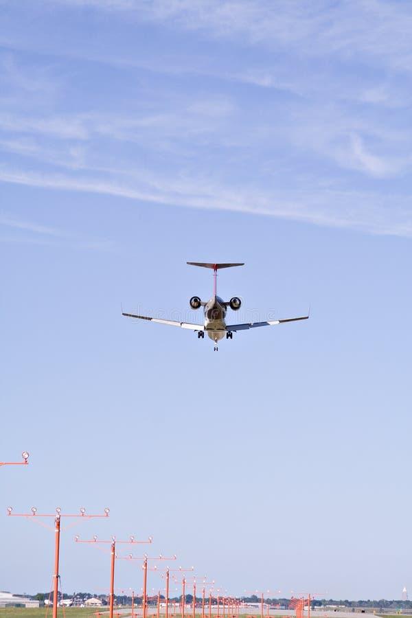 Aterragem em Hopkins imagem de stock