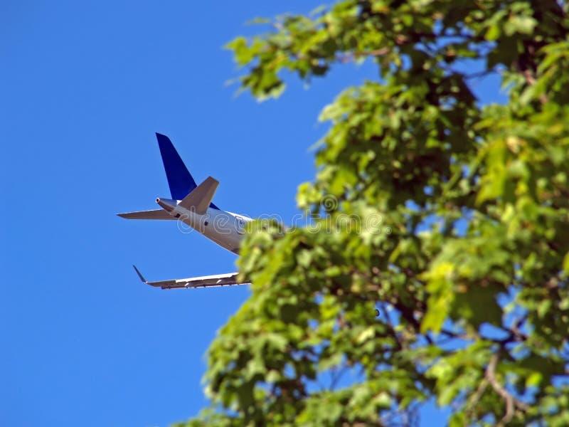 Aterrizaje Aventurado II Foto de archivo