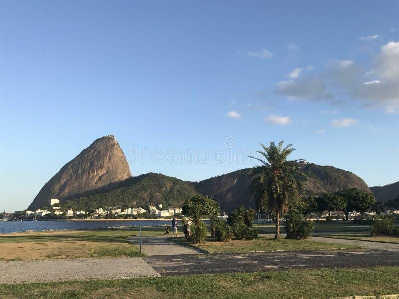 Aterro fa Flamengo fotografia stock libera da diritti